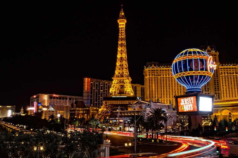 hotel de luxe à Las Vegas