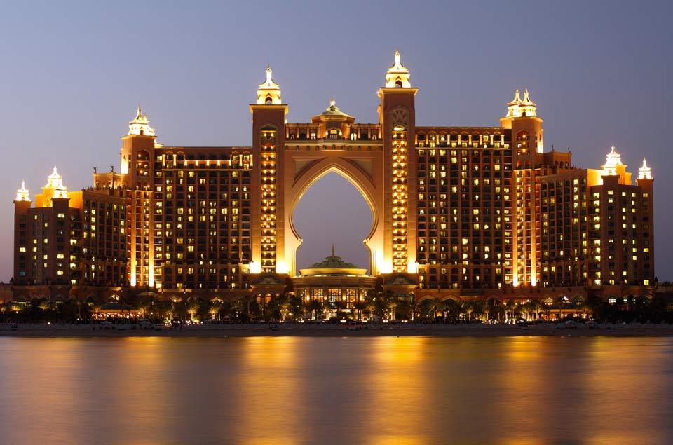 Hotel de Luxe à Dubai