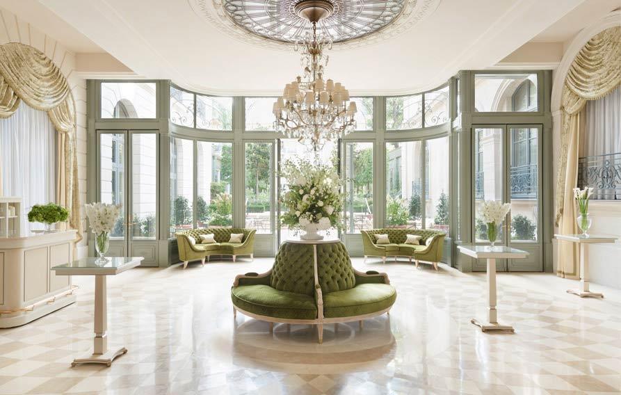 Hotel de Luxe à Paris